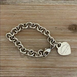 Tiffany's bracelets with hook clasp